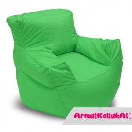 Koltuk Tarzı Armut Koltuk-Yeşil Renk