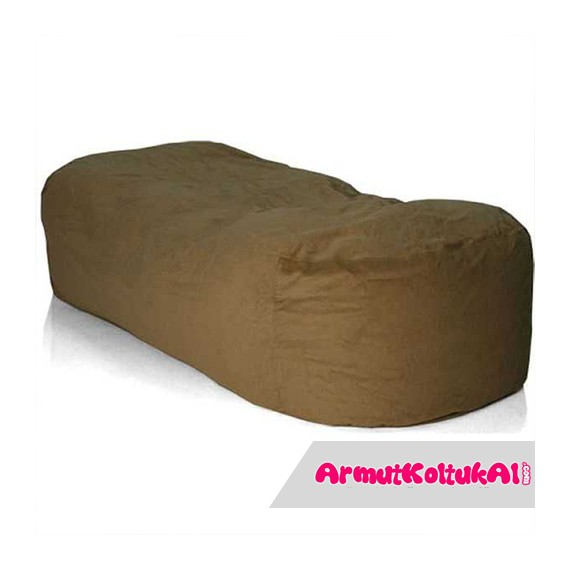 Kahverengi Uzun Minder Armut Yatağı - Caramel