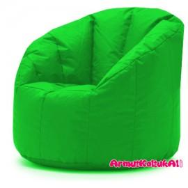 Modern Stil Armut Koltuk-Yeşil